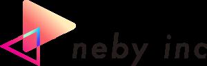 neby inc./株式会社NEBYのホームページです。